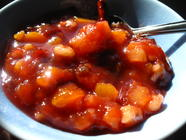 Prune Plum Conserve