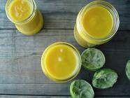 Mango and Lime Curd  found on PunkDomestics.com