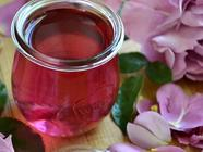 Homemade Rose and Lavender Simple Syrups