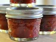 Hot Pepper Harissa Sauce found on PunkDomestics.com