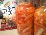 Kimchi in the Kitchen