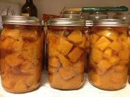 Canning Pumpkin and Winter Squash