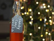 Candy Cane Vodka found on PunkDomestics.com