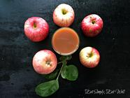 Make Fresh Apple Juice - Without A Juicer! found on PunkDomestics.com