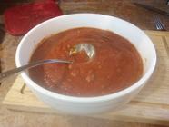 Pressure Canned Spaghetti Sauce found on PunkDomestics.com