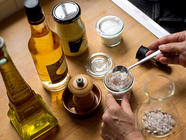 Mustard Shallot Vinaigrette found on PunkDomestics.com