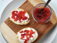 Strawberry Jam with Vanilla found on PunkDomestics.com