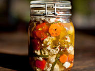 Giardiniera found on PunkDomestics.com