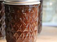 Slow Cooker Vanilla Caramel Pear Butter found on PunkDomestics.com