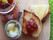 Fig and Strawberry Jam