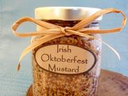 Irish Oktoberfest Mustard found on PunkDomestics.com