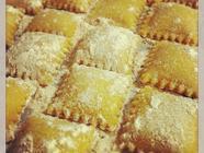 Garlic Sausage Ravioli found on PunkDomestics.com