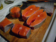Canning Salmon at Home found on PunkDomestics.com
