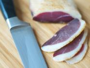 Duck Prosciutto found on PunkDomestics.com