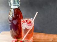 Rhubarb Liqueur found on PunkDomestics.com