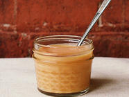 Gingered Rhubarb Curd found on PunkDomestics.com