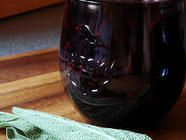 Small Batch Black Raspberry Sage Jam found on PunkDomestics.com