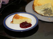 Swedish Cheesecake found on PunkDomestics.com