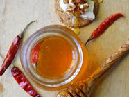 Hot Pepper Honey