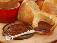 Maple Bourbon Apple Butter found on PunkDomestics.com