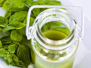 Fresh Basil Recipes found on PunkDomestics.com