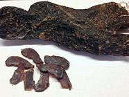 Biltong, Before and After