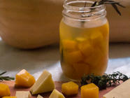Middle Eastern Butternut Squash Pickles found on PunkDomestics.com