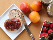 Blood Orange Strawberry Marmalade