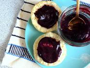 Slow Cooker Blueberry Plum Butter