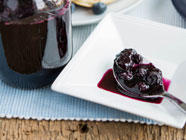 Blueberry Maple Jam, found on PunkDomestics.com