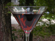 Blueberry-Peppercorn Vodka