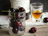 Incredible Bourbon Soaked Cherries found on PunkDomestics.com