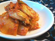 A Simple Napa Cabbage Kimchi