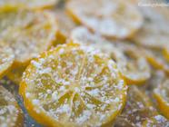 Candied Lemon and Ginger Slices found on PunkDomestics.com