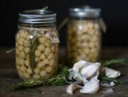 Canning Chickpeas found on PunkDomestics.com