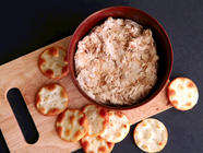 Caramelized Onion Goat Cheese Dip found on PunkDomestics.com