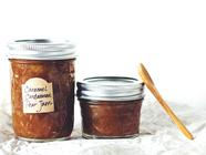 Cardamom Caramel Pear Jam found on PunkDomestics.com