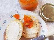 Carrot & Pistachio Jam found on PunkDomestics.com