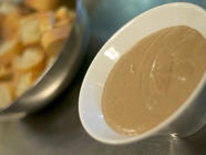 Chicken Liver Bourbon Mousse