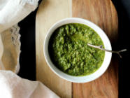 Chimichurri Sauce found on PunkDomestics.com