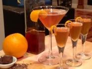 Chocolate-Orange Liqueur found on PunkDomestics.com