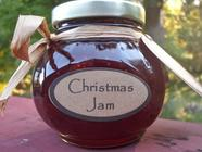 Cranberry Strawberry Jam found on PunkDomestics.com