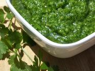 Cilantro Lime Pesto found on PunkDomestics.com
