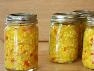 Blue Ribbon Corn Relish found on PunkDomestics.com