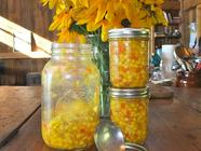 Sweet Corn Relish found on PunkDomestics.com