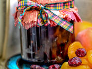 Cranberry and Apricot Relish