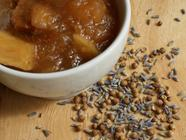 Pear and Apple Chutney with Figs