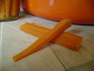 Chili Curried Carrots found on PunkDomestics.com