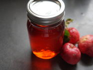 Wild Apple and Rose Geranium Jelly found on PunkDomestics.com