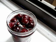 Homemade Maraschino Cherries found on PunkDomestics.com